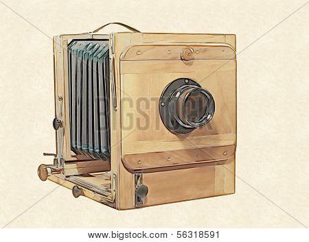 Old Photocamera.