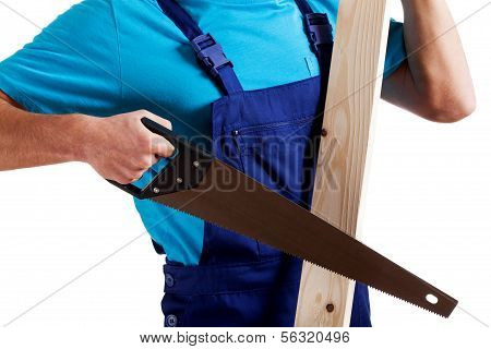 Carpenter's Hand