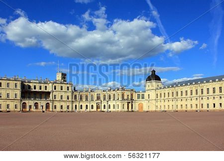 The Great Gatchina Palace, Russia