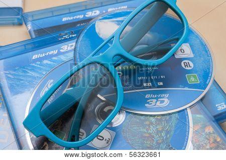 3D Blu-ray