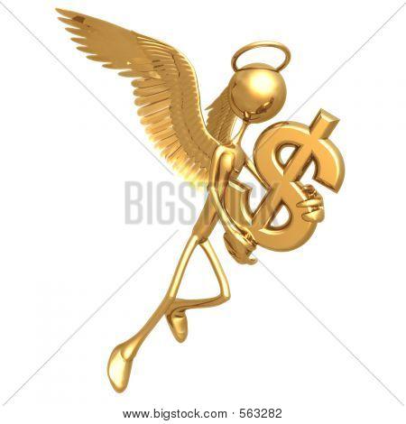Angel fondos dólar