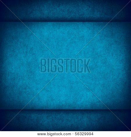 Blue Old Vintage Paper Texture