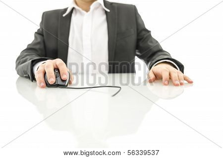 Using Computer Mouse