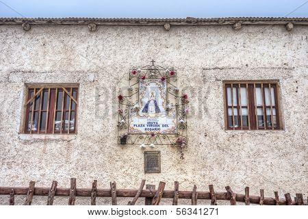 Iruya In Salta Province Of Northwestern Argentina