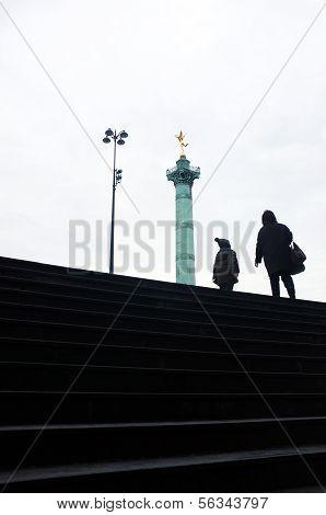 July column of Bastille