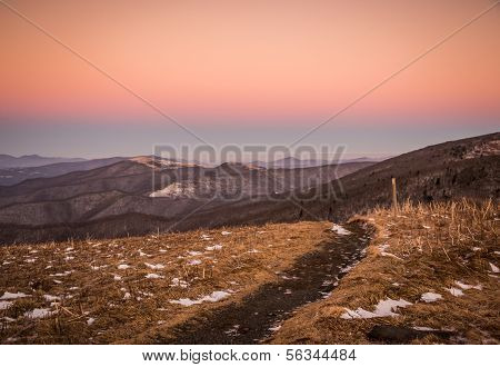 Winter at Roan Mountain