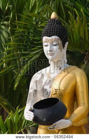 Old Buddha Statues