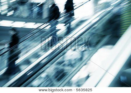 Shopping Center Rush