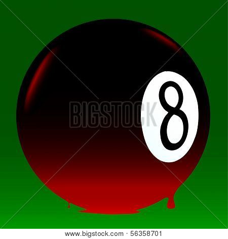 Bleeding 8 Ball