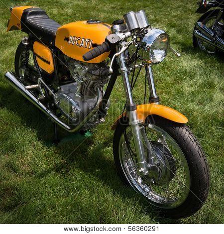 1969 Ducati Desmo, EyesOn Design, MI