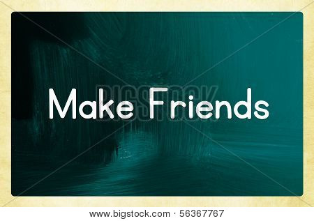 Make Friends
