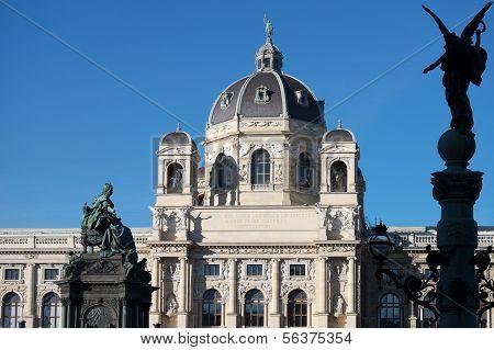 Maria Theresien Denkmal Vienna