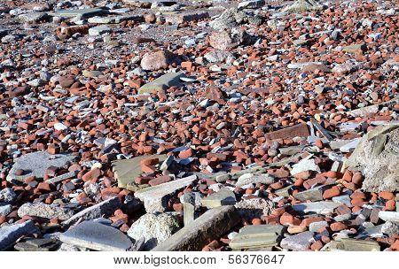 Bricks from the Blitz!