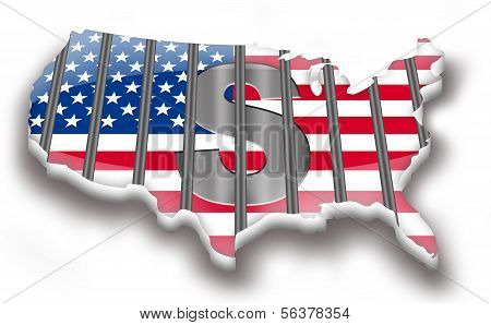 A map of the USA
