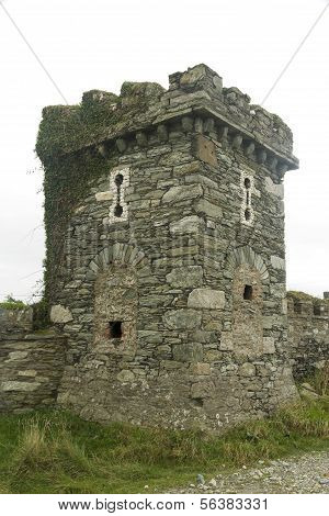 Folly Tower, Converted To Pillbox With Loopholes