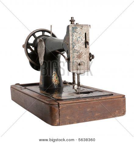 Vintage Nähmaschine