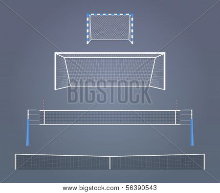 Sports Goals And Nets