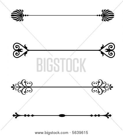 Ornamental Line Rules