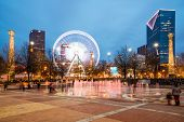 Centennial Olympic Park in Atlanta