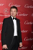PALM SPRINGS - JAN 4:  Jeremy Renner at the Palm Springs Film Festival Gala at Palm Springs Conventi