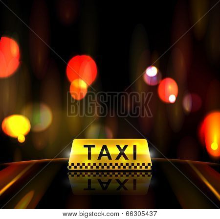 Taxi Service In City
