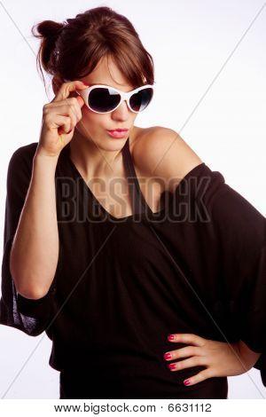 Testing Sunglasses