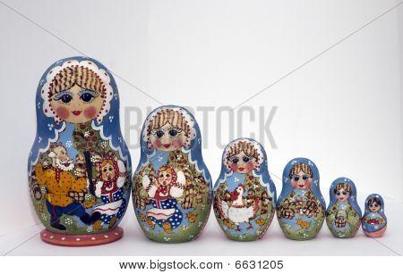 babuska dolls