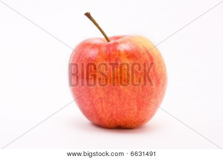 Golden Red Apple