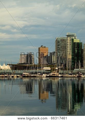 Yale town, Vancouver