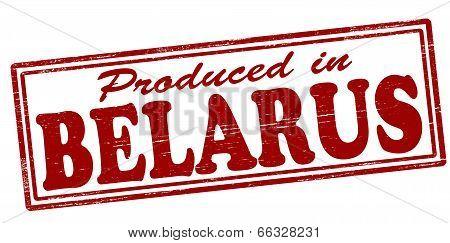 Produced In Belarus