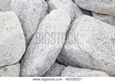 Rocks Of The Sea Background Texture