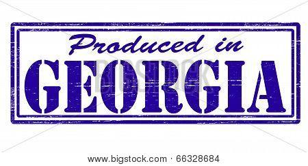 Produced In Georgia