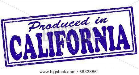 Produced In California