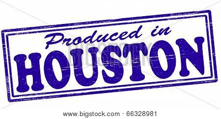 Produced In Houston