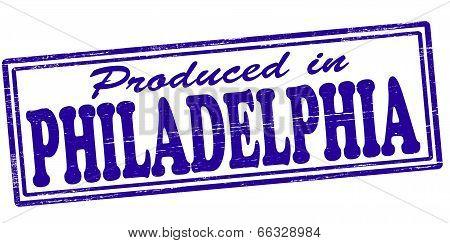Produced In Philadelphia