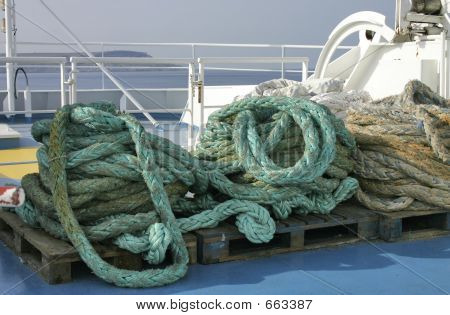 On Board Ropes