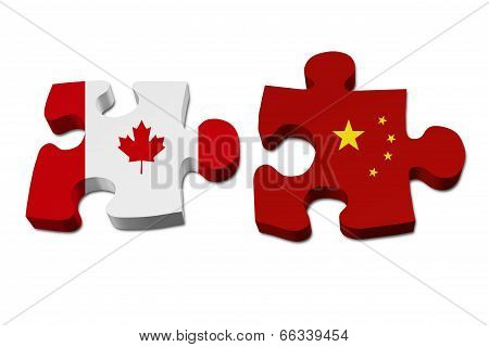 Canada Working With China