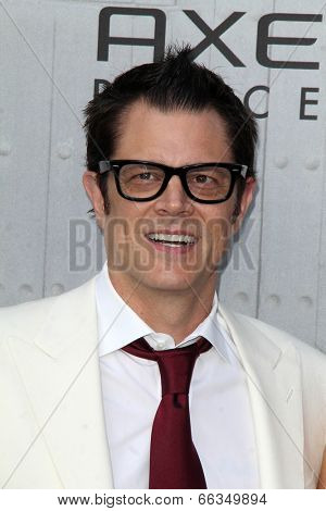LOS ANGELES - JUN 7:  Johnny Knoxville at the Spike TV's