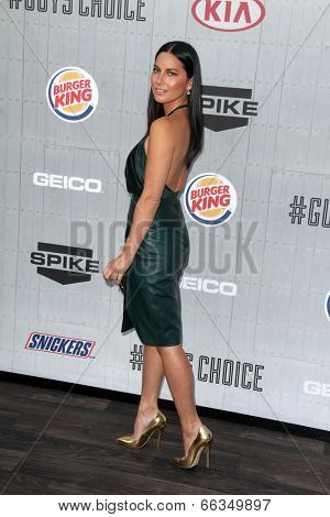 LOS ANGELES - JUN 7:  Oliva Munn at the Spike TV's