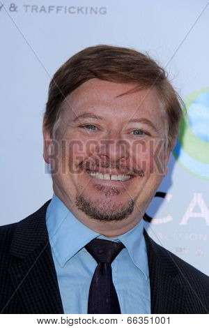 LOS ANGELES - MAY 29:  David Foley at the 16th Annual From Slavery to Freedom Gala Event at Skirball Center on May 29, 2014 in Los Angeles, CA