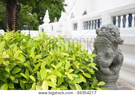 Chinese Sacred Animal statue call in chinese is PE-SIA