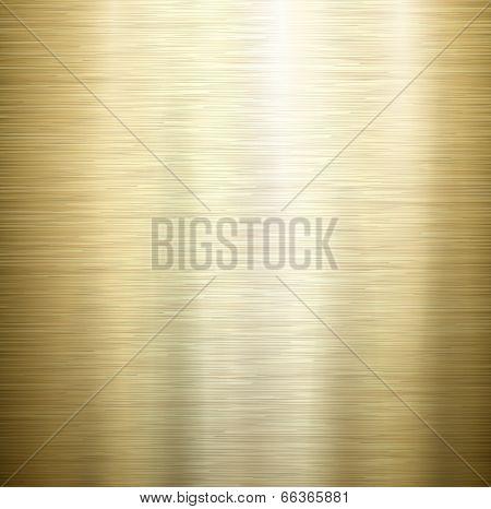 Vector polished metal, steel texture.