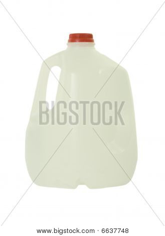 Bottle With Purified Water