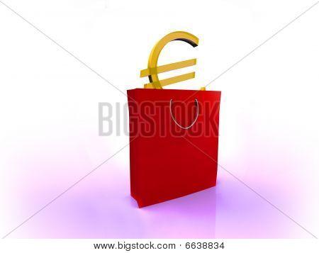Reg bag and euro