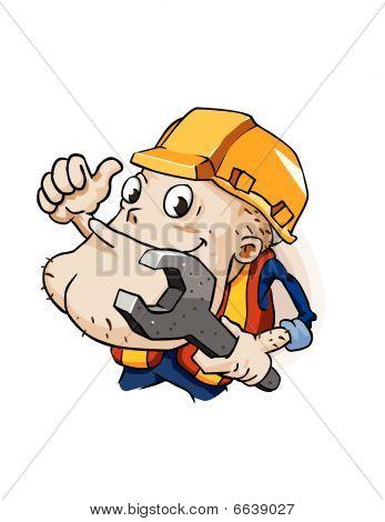Homem mecânico