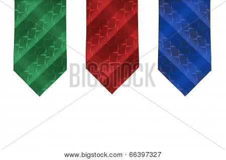 Three Men's Tie