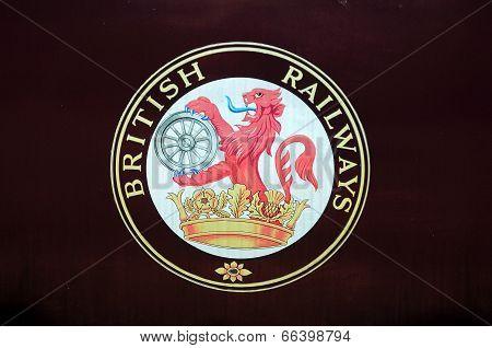 British Railways Lion Logo 1956