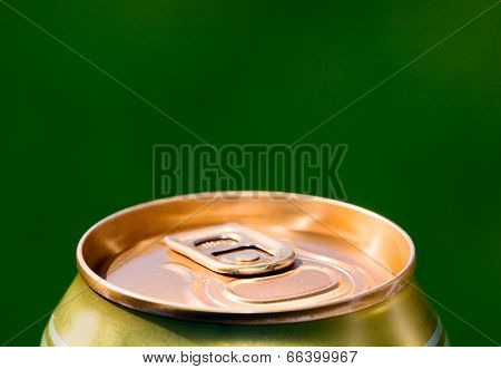 Metal Beer Can, Unopened