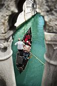 stock photo of gondolier  - Photo - JPG