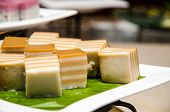 stock photo of malay  - Malay colourful traditional dessert  - JPG